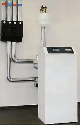 Sole/Wasser-Wärmepumpe
